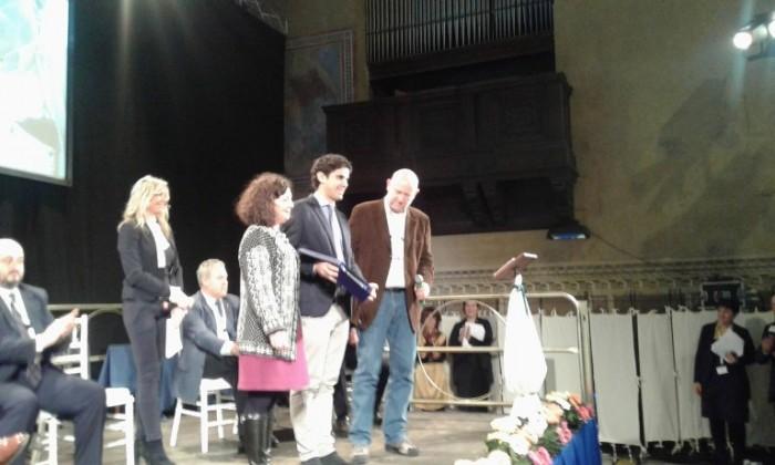 Consegna del Premio Gambelli 2015