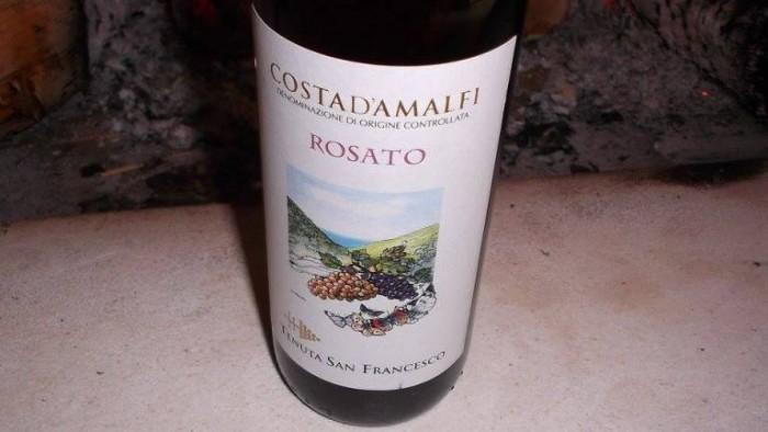 Costa d'Amalfi Rosato Doc Tenuta San Francesco