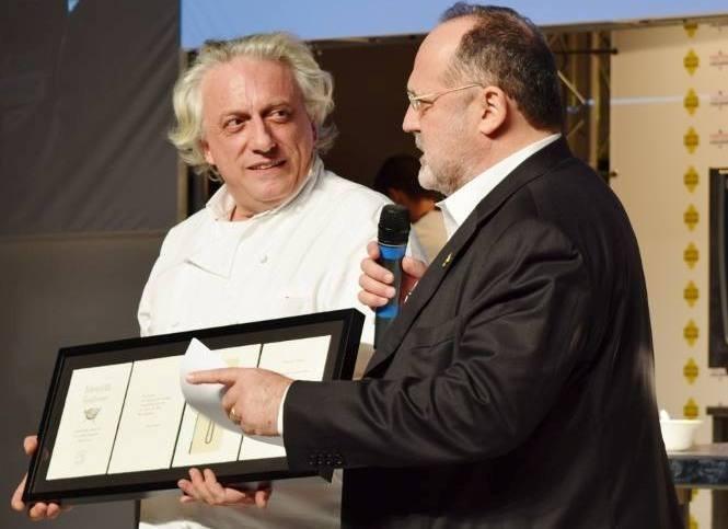 Davide Scabin e Paolo Marchi