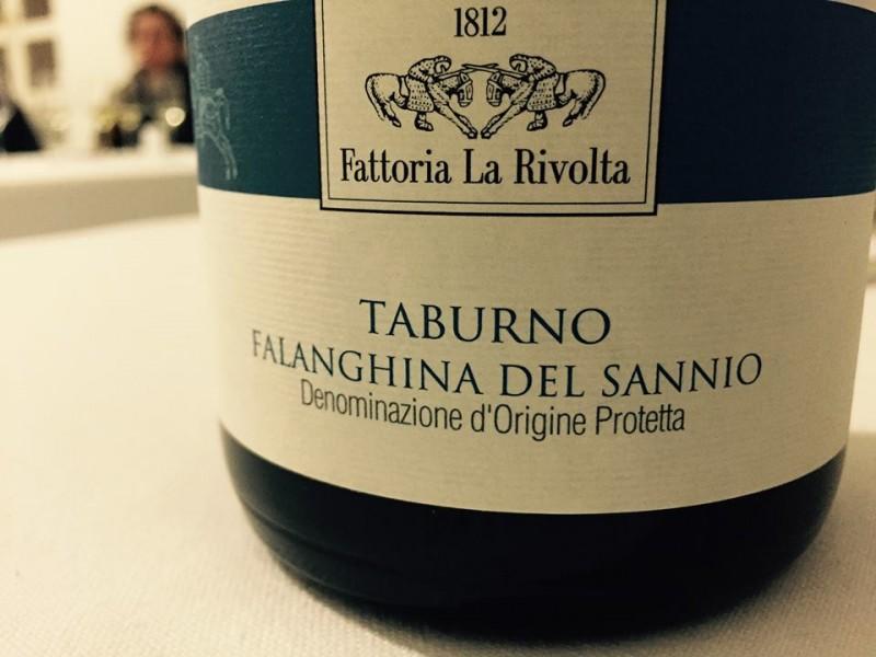 Falanghina del sannio 2013 Fattoria La Rivolta