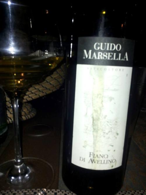 Fiano di Avellino 2010 docg Guido Marsella