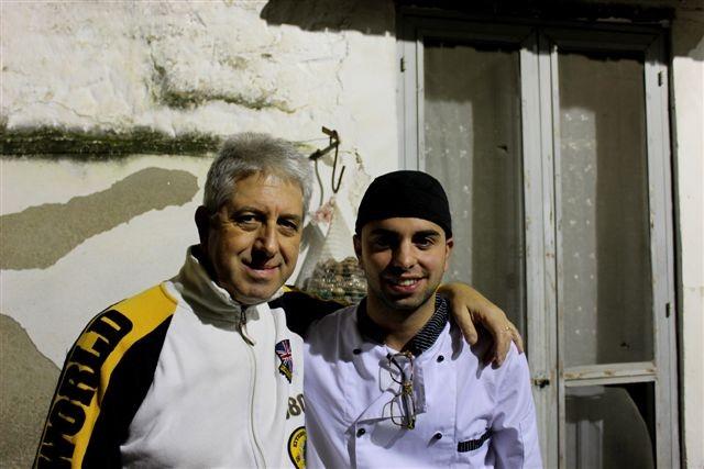 Franco D'Amico e Aldo Iannarella