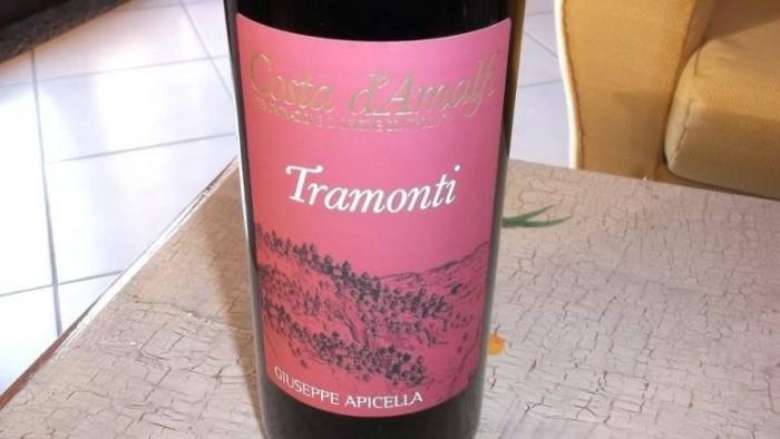 Costa d'Amalfi Tramonti Rosso Doc Giuseppe Apicella