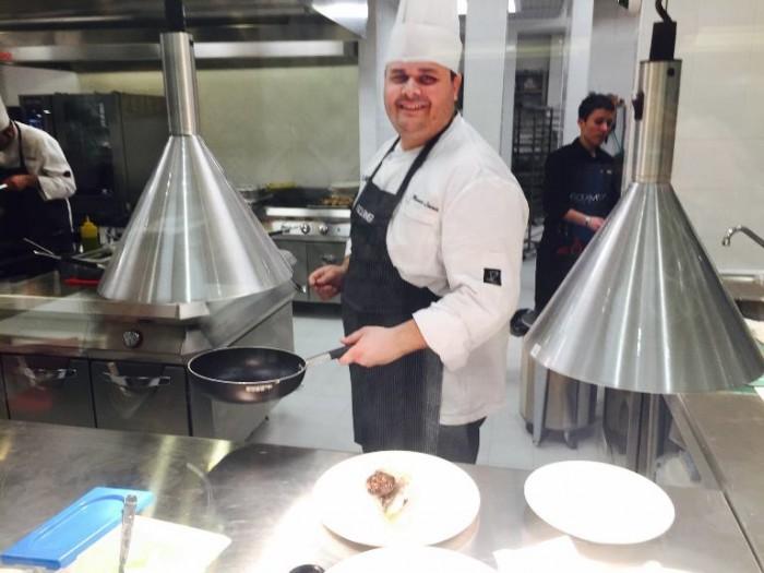 Gourmeet Napoli, Mario Loina