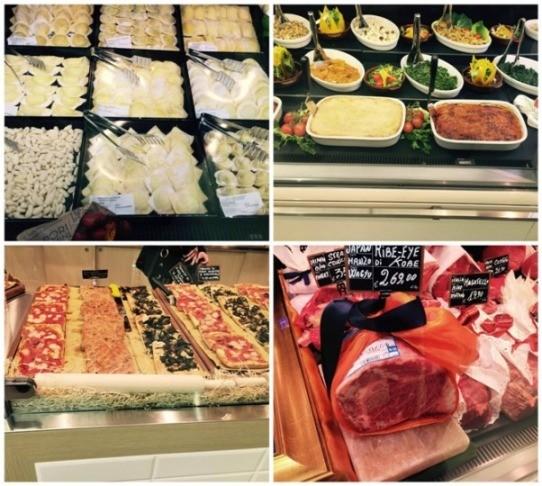 Gourmeet, il supermercato