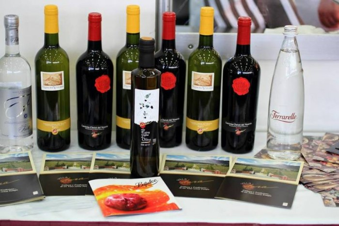 Internazionali d'Italia 2015, i vini