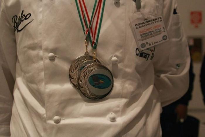 Internazionali d'Italia 2015, la medaglia d'argento
