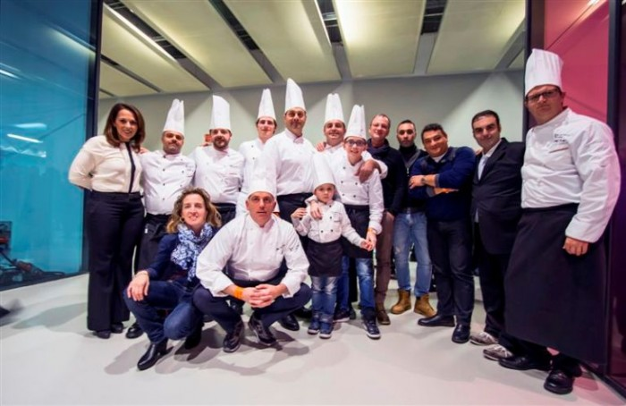 King of Catering 2015, gli chef