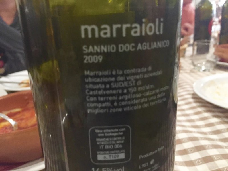 Marraioli 2009