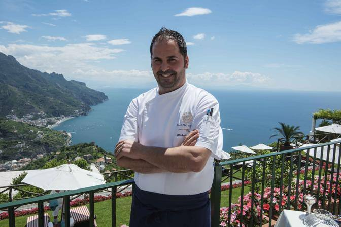 Michele Deleo chef