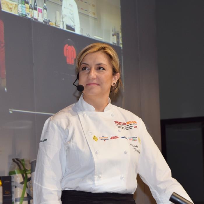 Nadia Moscardi, chef di Elodia
