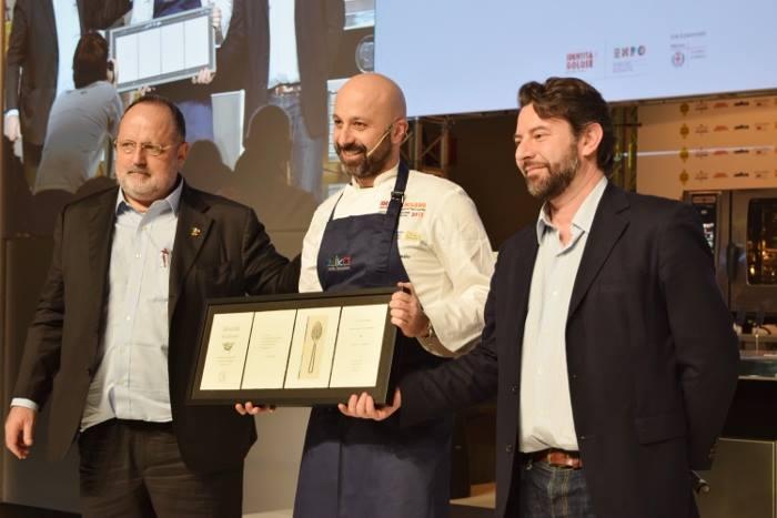 Paolo Marchi, Niko Romito e Gianluca Biscalchin