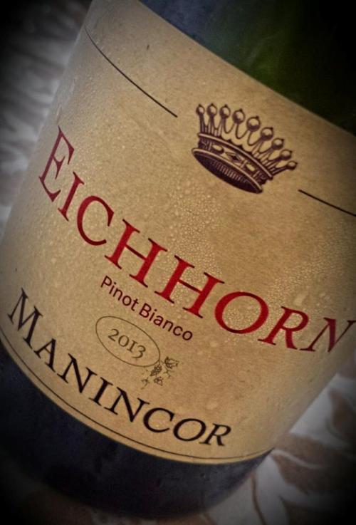 Pinot Bianco Eichhorn, Manincor