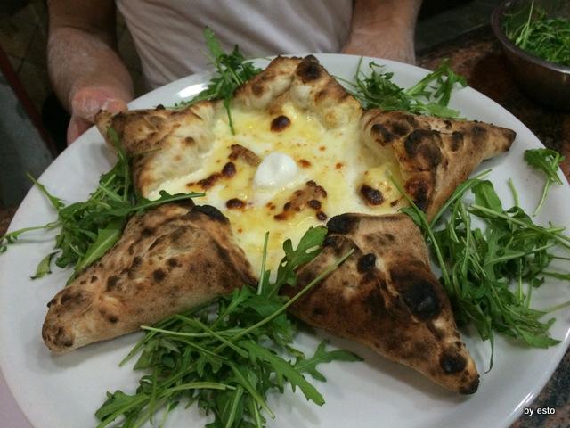 Pizzeria Pulcinella, Ciro Casale la Pizza Stella