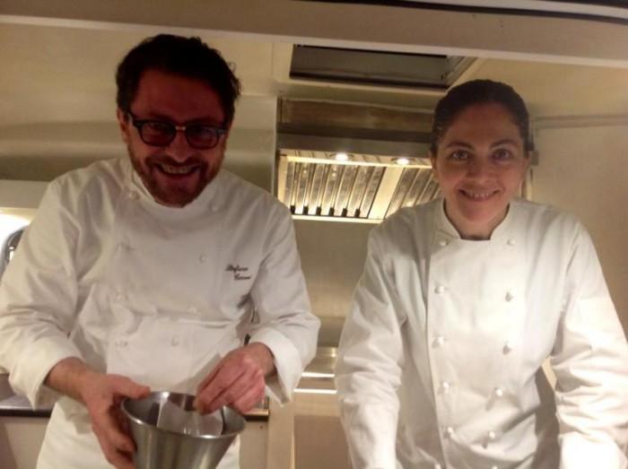 Renato Cerveni e Rosanna Marziale