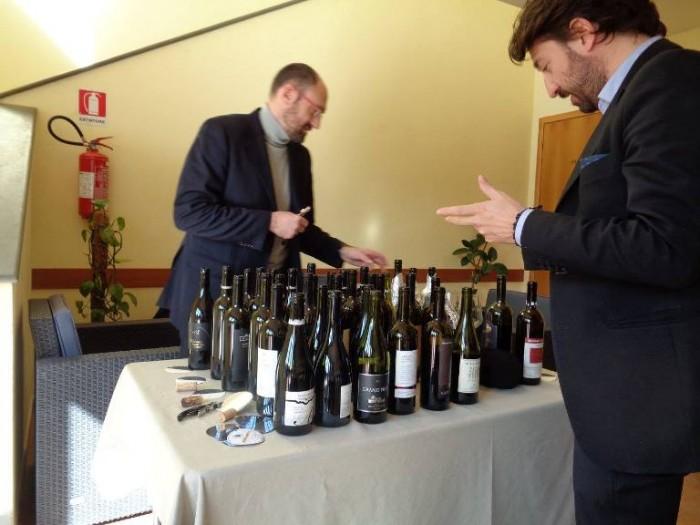 Riccardo Gabriele ed Aldo fiordelli