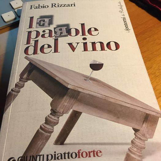 Fabio Rizzari, Le parole del vino