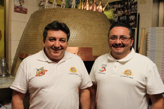 Vincenzo e Raffaele Giustininai Capatosta