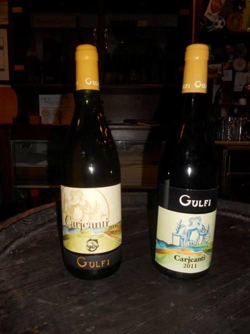 i Caricantj 2006 e 2011 di Gulfi