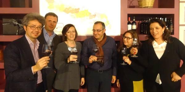 il nuovo Consiglio Consorzio Movimento Turismo del Vino Puglia