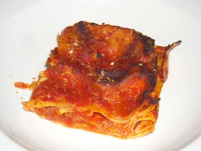 la lasagna napoletana della tradizione