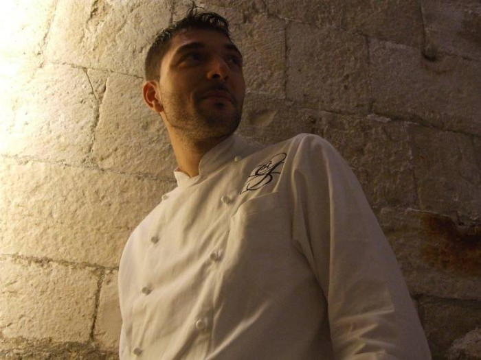 lo chef Giovanni Lorusso