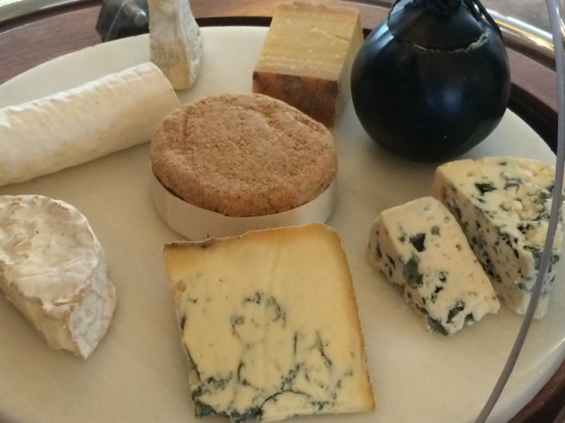 Petrus, carrello dei formaggi