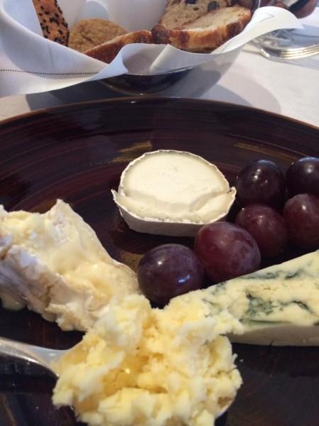Petrus, selezione di formaggi
