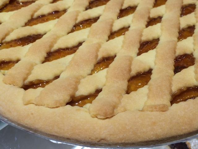 La Pastaia Verace, una delle crostate