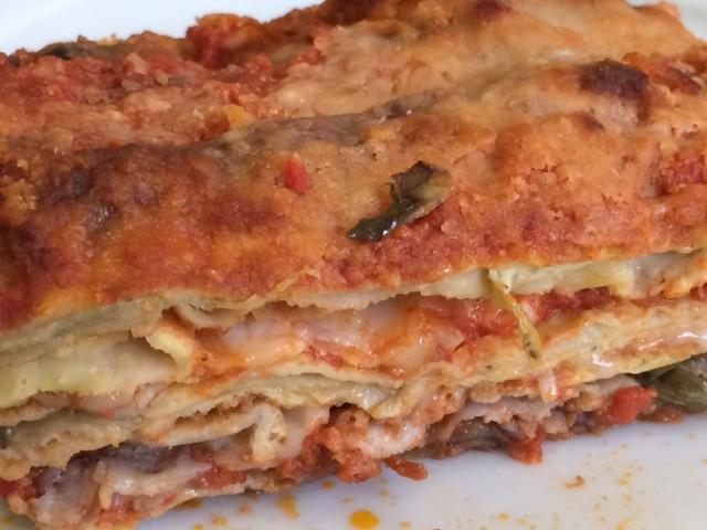 La Pastaia Verace, la parmigiana