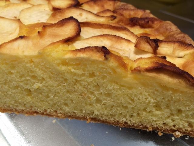La Pastaia Verace, torta di mele