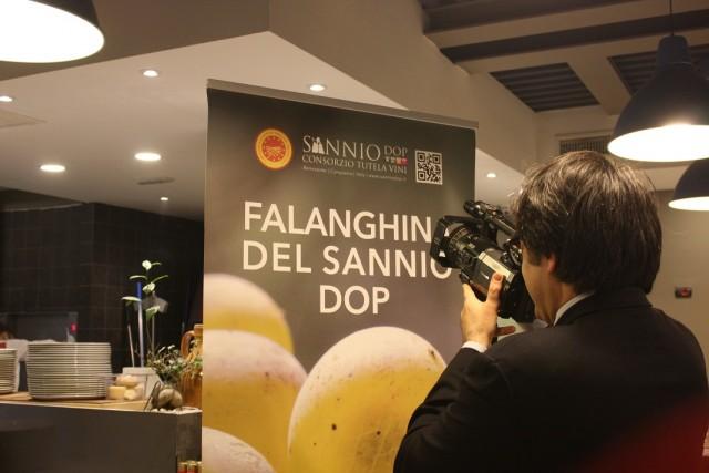 La Falanghina del Sannio a Milano