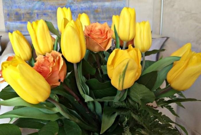Alice Relais nelle Vigne, fiori