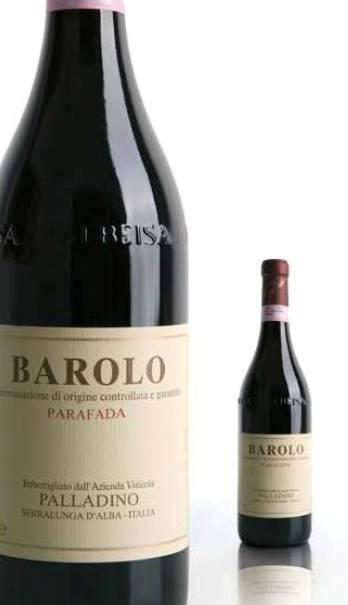 Barolo Parafada Palladino