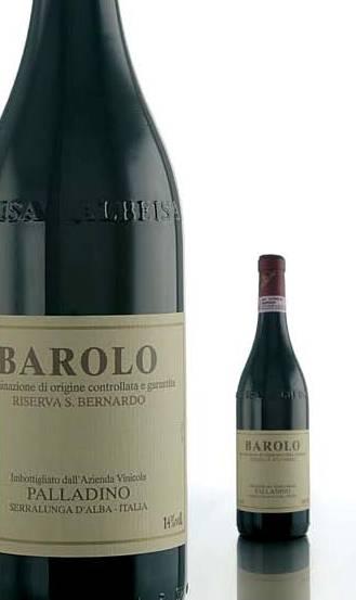 Barolo Riserva S. Bernardo Palladino