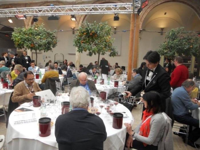 Benvenuto Brunello, la degustazione al Chiostro