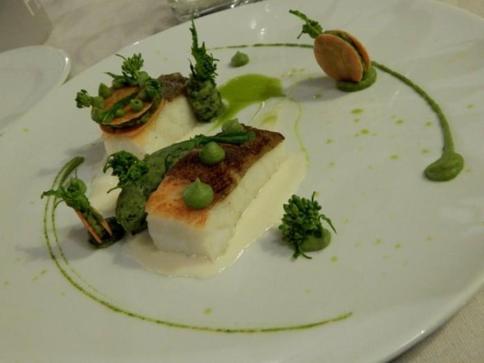 Boda de Ciondro, baccalà, rape e patate