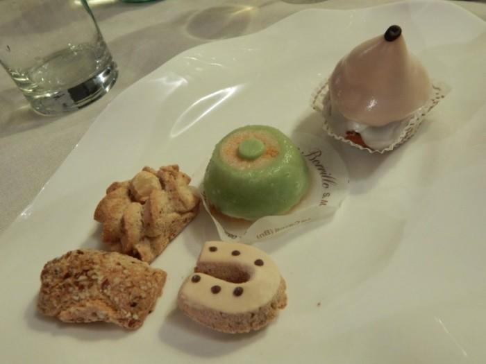 Boda de Ciondro, piccola pasticceria di Borrelli