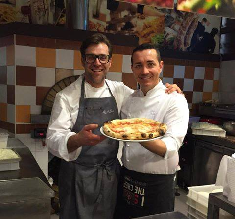 Renato Bosco e Gino Sorbillo