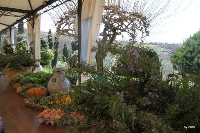 Casa Lerario agriturismo tra charme e natura il terrazzo