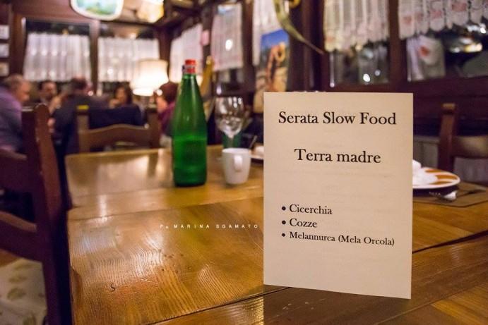 Cicerchia Flegrea, Cozza e Melannurca, gli ingredienti filo conduttore della serata