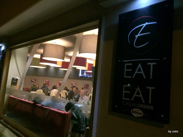 Eat to Eat il locale