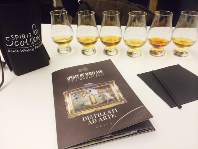 Festival del Whisky, le degustazioni guidate