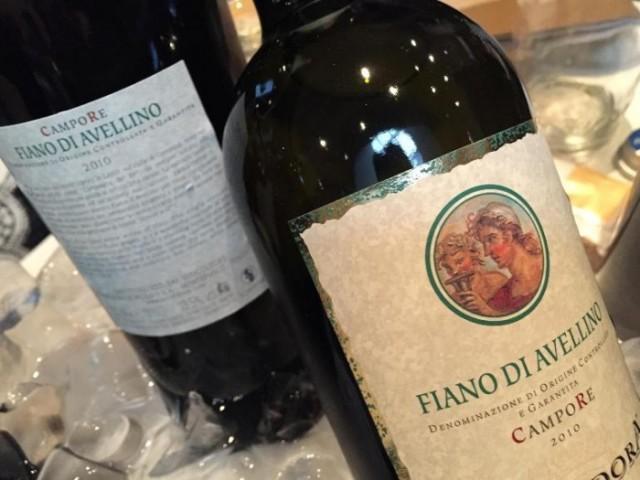Campore 2010 Fiano di Avellino