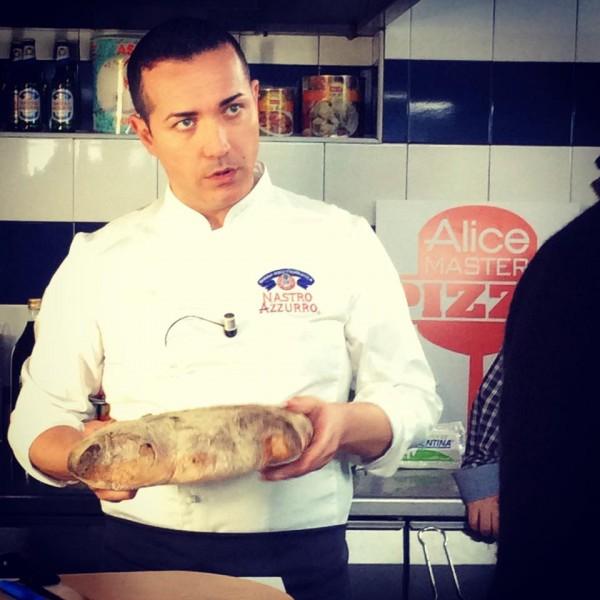 Gino Sorbillo a MasterPizza