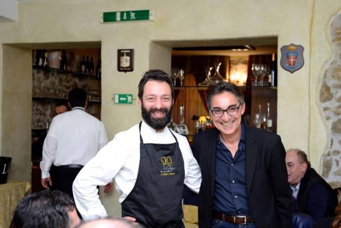 Due volti della cultura gastronomica ed enologica lucana: Giuseppe Misuriello e Vito Paternoster