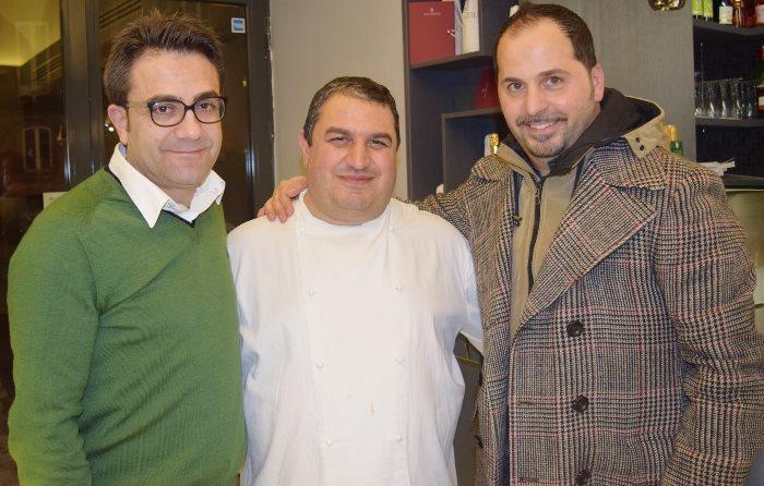 Giuseppe Ratto, Michele Leo e Michele Deleo