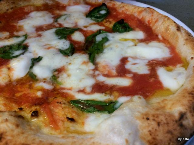 Guglielmo Vuolo la pizza con l'acqua di mare