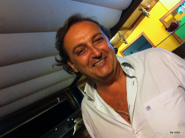 ugliemo Vuolo maestro pizzaiuolo napoletano