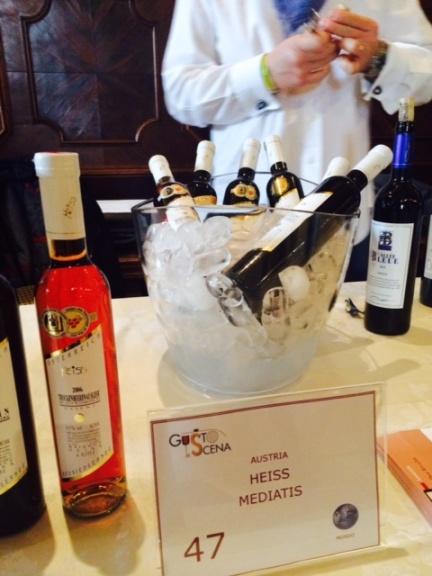 Gusto in Scena, vini internazionali in degustazione